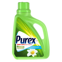 50 Loads Purex Liquid Natural Elements Laundry Detergent, Linen & Lilies Via Amazon ONLY $4.47 Shipped!