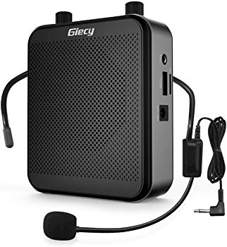 Giecy Bluetooth Voice Amplifier Via Amazon