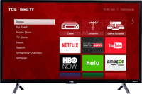 "32"" TCL 32S305 720p Roku Smart LED HDTV Via Best Buy SALE $99.99 Shipped (Reg $169.99)"