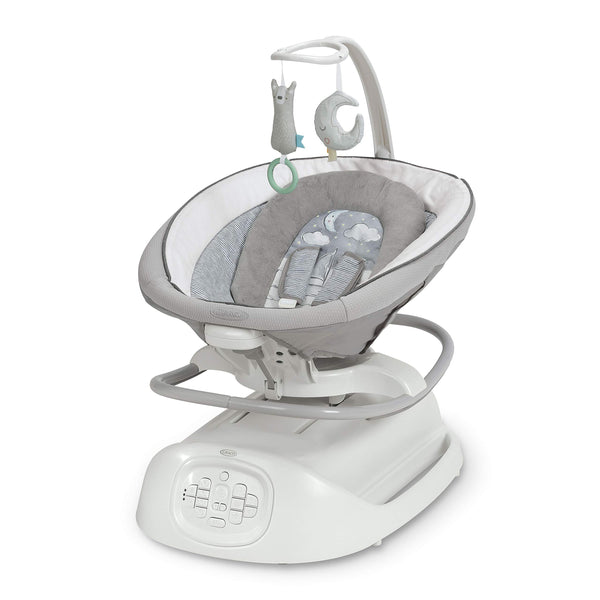Graco Sense2Soothe Baby Swing with Cry Detection Technology Via Amazon