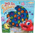Let's Go Fishin' Game by Pressman Via Amazon