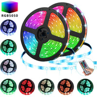 LED Strip Lights 32.8FT Via Amazon