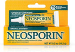 Neosporin Original Antibiotic Ointment, 24-Hour Infection Prevention for Minor Wound, .5 oz Via Amazon ONLY $3.77 Shipped! (Reg $7)