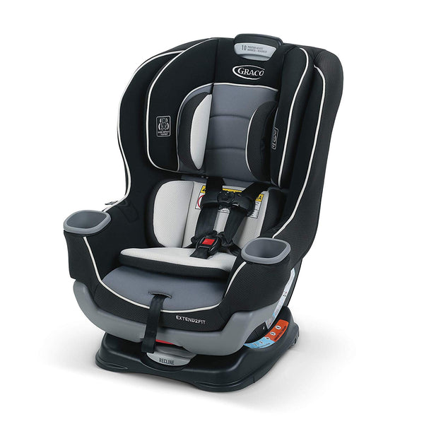Graco Baby Extend2Fit Convertible Car Seat Via Amazon