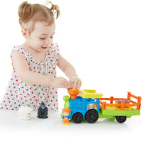 Fisher-Price Little People Choo-Choo Zoo Train Via Amazon SALE $9.84 Shipped! (Reg $19.99)