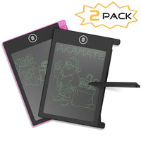 2 Pack LCD Writing Tablet Via Amazon SALE $7.99 Shipped! (Reg $12.99)