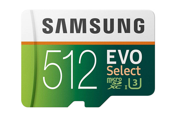 Save on Samsung MicroSD Cards Via Amazon