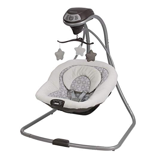 Graco Simple Sway Baby Swing, Abbington Via Amazon ONLY $57.57 Shipped! (Reg $80)