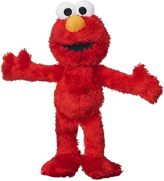 "Sesame Street Mini Plush 10"" Elmo Doll Via Amazon"
