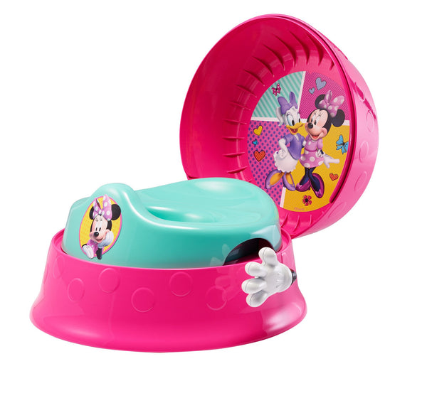 Minnie Mouse 3-in-1 Potty System Via Amazon