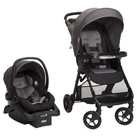 Safety 1st Smooth Ride Travel System with OnBoard 35 LT Infant Car Seat Via Amazon