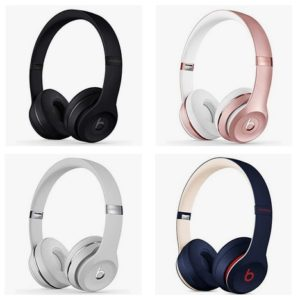 Beats Solo3 Wireless On-Ear Headphones  (Latest Model) Via Amazon