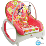 Fisher-Price Infant-to-Toddler Rocker Via Amazon