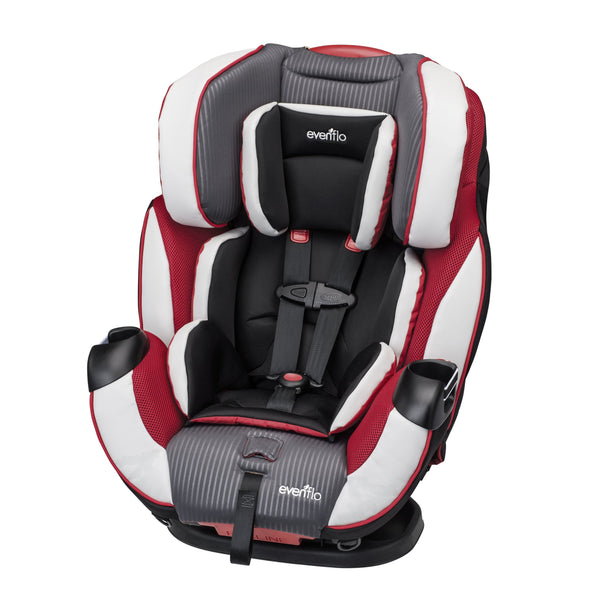 Evenflo Symphony Elite All-In-One Convertible Car Seat Via Amazon