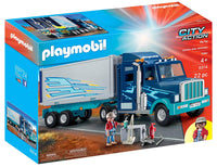 PLAYMOBIL® Big Rig Via Amazon ONLY $25.95 Shipped! (Reg $40)