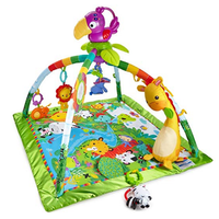 Fisher-Price Rainforest Music & Lights Gym Via Amazon