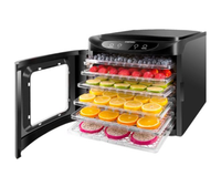 CHEFMAN – 6-Tray Food Dehydrator Via BestBuy ONLY $79.99 Shipped!! (Reg $179.99)