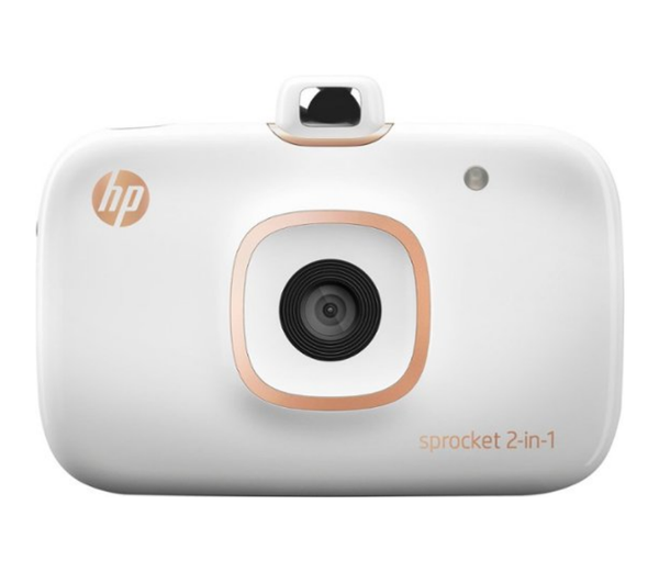 HP – Sprocket 2-in-1 Photo Printer Via Best Buy SALE $59.95 Shipping! (Reg $159.95)