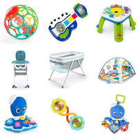 Save up to 30% on baby gear from Bright Start, Baby Einstein and more Via Amazon
