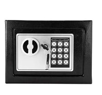 Electronic Password Steel Plate Safe Box with Keypad Via Amazon SALE $30.69 Shipped! (Reg $153.45)