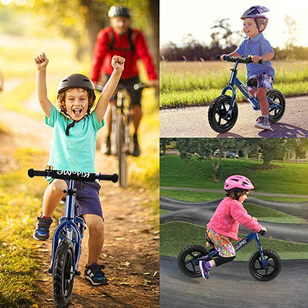 12 Inch Toddler Balance Bike Via Amazon SALE $29.99 Shipped! (Reg $59.99)