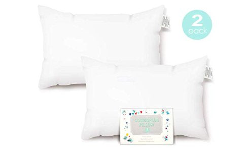 2 Pack 13×18 Inches Toddler Pillows Via Amazon ONLY $8.49 Shipped! (Reg $17)