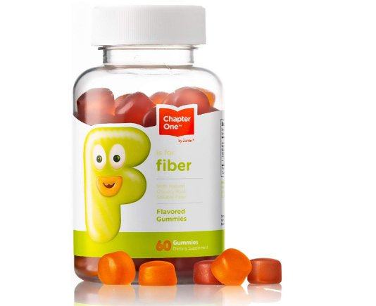 Zahlers Chapter One Fiber Gummies Via Amazon