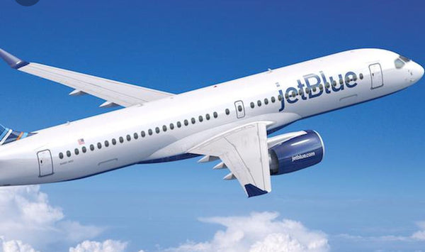 Save 20% off base airfare on all flights from jetblue travel btw 3/5 - 6/12/19 blackout dates 4/16 - 4/24/19
