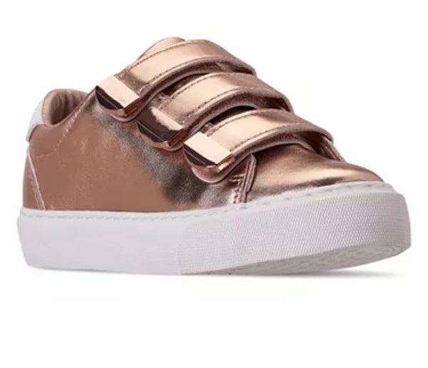 Little Girls' Mila Casual Sneakers from Finish Line Via Macy's SALE $15.00 (Reg $80)
