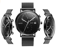Men's Waterproof Quartz Watch Via Amazon SALE $15.55 Shipped! (Reg $38.88)