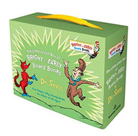 Little Green Box of Bright and Early Board Books by Dr. Suess Via Amazon SALE $11.00 Shipped! (Reg $19.96)
