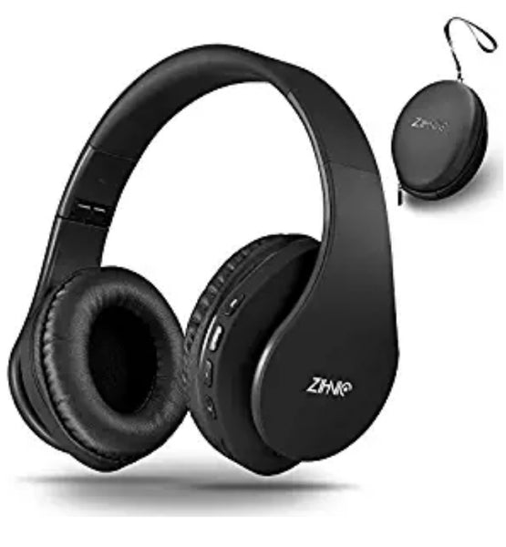 Bluetooth Over-Ear Headset with Deep Bass Via Amazon SALE $13.49 Shipped! (Reg $26.99)