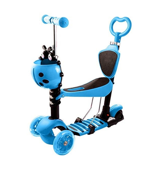 5-in-1 Kids Kick Scooter Via Amazon SALE $35.74 Shipped! (Reg $54.99)
