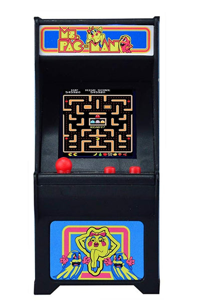 Tiny Arcade Miniature Arcade Game (Ms. Pac-Man)  Via Amazon SALE $10.00 Shipped! (Reg $22)