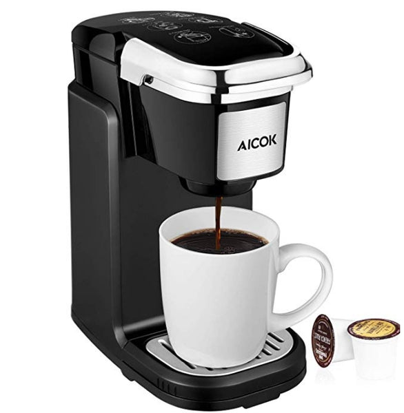 Single Cup Coffee Maker Via Amazon SALE $19.68 Shipped! (Reg $41)