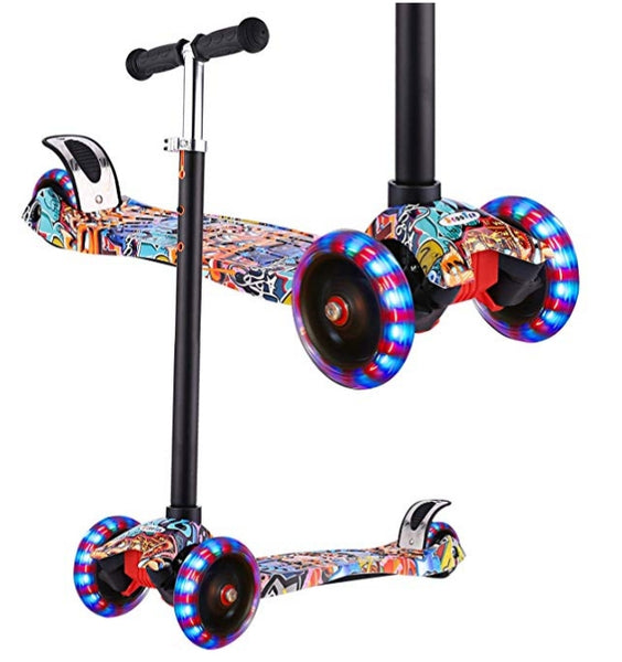 3 Wheel Kids Scooter Via Amazon SALE $27.49 Shipped! (Reg $49.99)