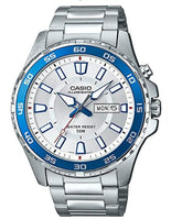 Casio Men's 'Super Illuminator' Quartz Stainless Steel Watch Via Amazon SALE $22.99 Shpped! (Reg $99.95)