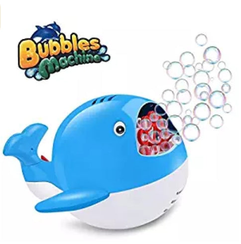 Bubble Machine with High Output, Automatic Durable Bubble Maker Via Amazon SALE $13.49 Shipped! (Reg $26.99)