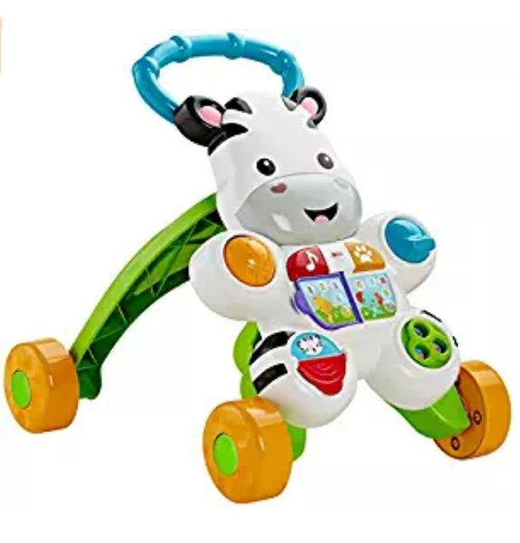 Fisher-Price Learn with Me Zebra Walker Via Amazon ONLY $17.99 Shipped! (Reg $24.99)