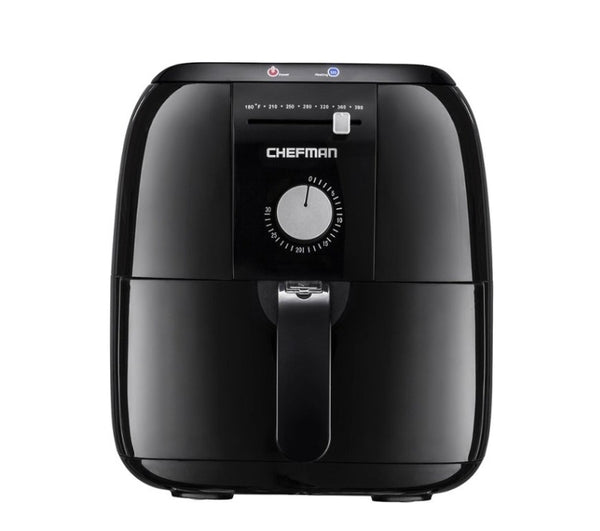 CHEFMAN – 2.5L Analog Air Fryer Via BestBuy ONLY $39.99 Shipped! (Reg $119.99)