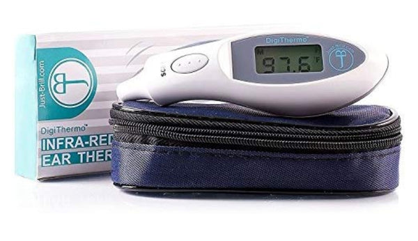 Just-Brill Digital Ear Baby Thermometer Via Amazon ONLY $6.50 Shipped! (Reg $13)