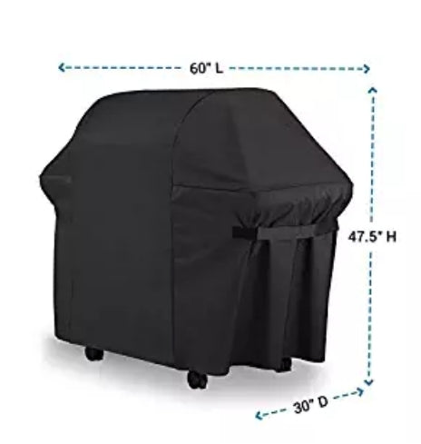 BBQ Gas Grill Cover Via Amazon ONLY $11.39 Shipped! (Reg $60)