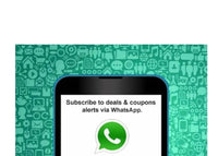 Join our Whats app group now, Never miss a deal again!