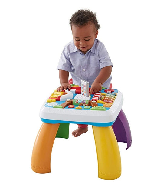 Fisher-Price Laugh & Learn Around The Town Learning Table Via Amazon ONLY $22.47 Shipped! (Reg $39.99)