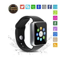 Bluetooth Touch Screen Smart Watch Via Amazon ONLY $11.68 Shipped! (Reg $26)