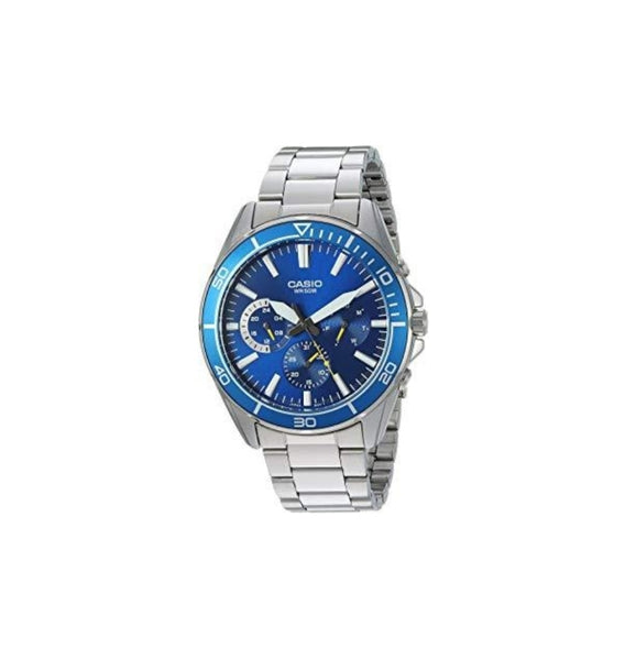 Casio WR50M Sports Quartz Men's Watch with Stainless-Steel Strap Via Amazon ONLY $56.11 Shipped! ($73)