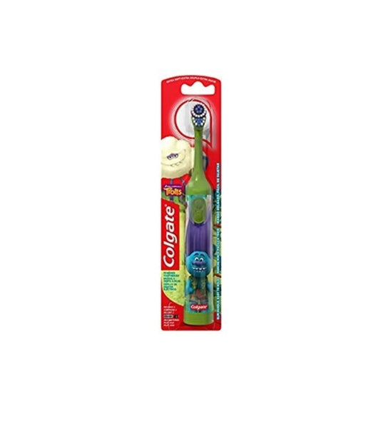 Colgate Kids Battery Powered Toothbrush Via Amazon