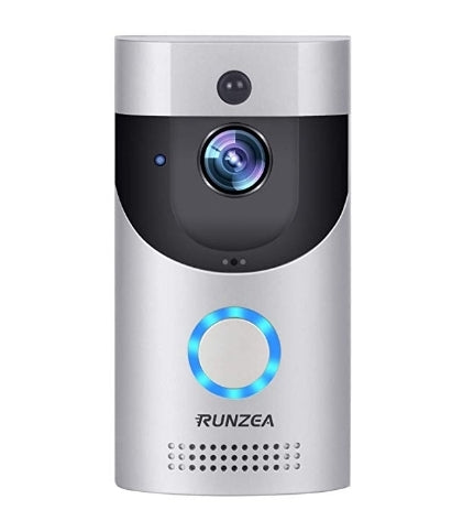 WiFi Smart Video Doorbell for Via Amazon