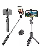 Extendable Selfie Stick Tripod with Remote Via Amazon