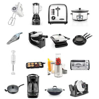 Black & Decker, Bella and Presto Small Kitchen Appliances Via Macy's SALE $9.99 - After Rebate